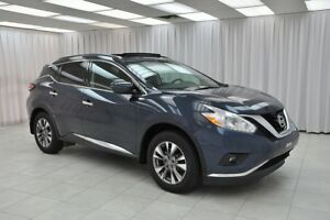 2016 Nissan Murano 3.5SV AWD SUV w/ BLUETOOTH, HEATED SEATS / ST