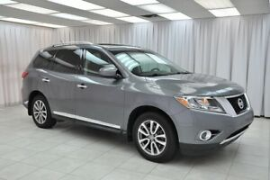 2015 Nissan Pathfinder 3.5SL 4x4 7PASS SUV w/ BLUETOOTH, 3-ZONE