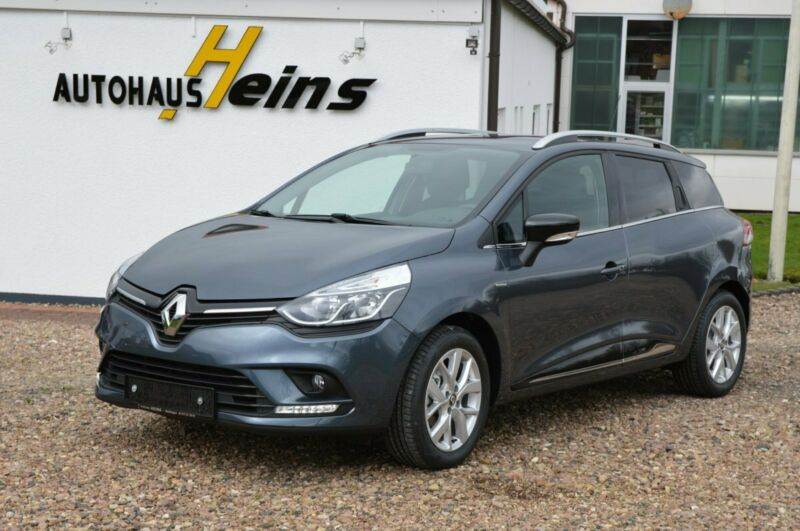 Renault Clio Grandtour dCi 90 Limited Navi PDC