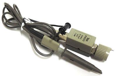 New Tektronix Tek P6133 10m Ohm 10.8 Pf 10x 1.3m Oscilloscope Probe W Grabbers