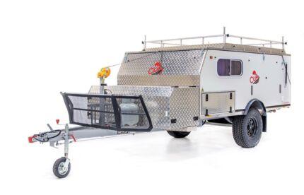 Cub Campervan / Campertrailer