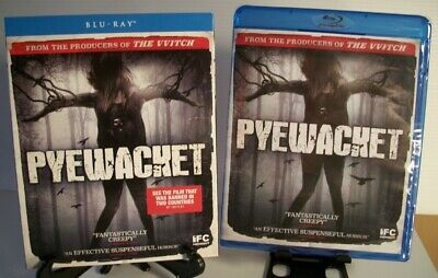 Pyewacket Blu-ray w/Slipcover (2018 - Scream Factory) ~ Laurie Holden