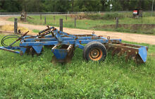 Grizzly trailing disc plough Wollombi Cessnock Area Preview
