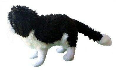 "ADORE 14"" Standing Farting Cat Stuffed Animal Plush Toy"
