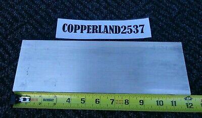 .5 X 6 X 12 Long New 6061 T6 Solid Aluminum Plate Flat Bar Stock Block 12