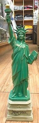 15 inch Statue of Liberty Replica Figurine, New York City NYC Souvenir