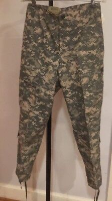 NEW!!! US Military ACU Digital Camo Insect Repellent (Size: Small-Short)