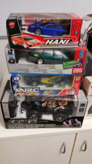 Rc Cars X 4 package deal