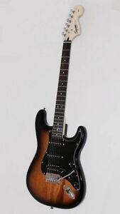 Fender Squier Strat - Rare Sienna Sunburst - Mint - Extras