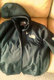 North Face Hoodie (Summit Series). Brand New.