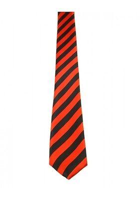 atten Schmale Slim Anzug Krawatte Satinkrawatte Schwarz Rot (Dünne Rote Krawatte)
