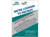 Business Administration Support/Receptionist