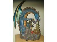 large mystical dragon
