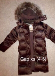 Gap winter xs