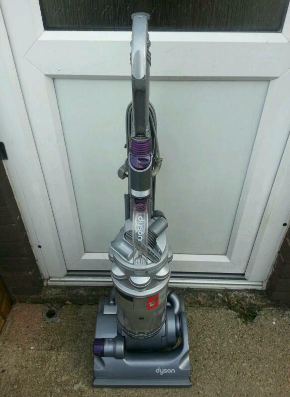 Dyson Cylinder Upright Cleaner With Tools In Excellent