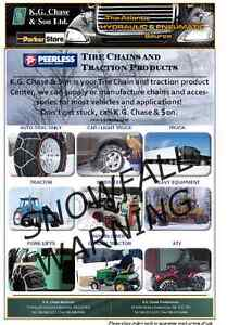 Tire chains for all your needs