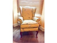 Small wingback Parker Knoll