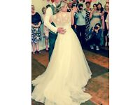 Charlotte Balbier 'lainey' wedding gown