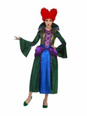 Bossy Salem Sister Child Costume - Winifred Sanderson - Hocus Pocus