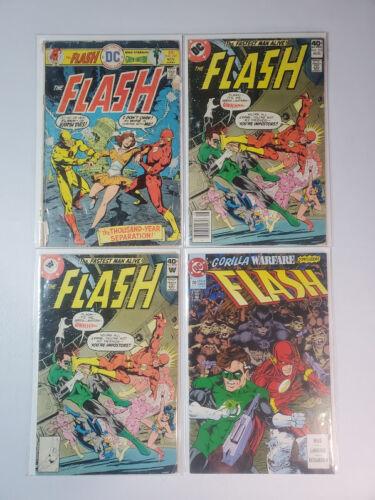 The Flash #276 Whitman & DC Comics Reverse Flash Appearance #237 Flash #70 1992