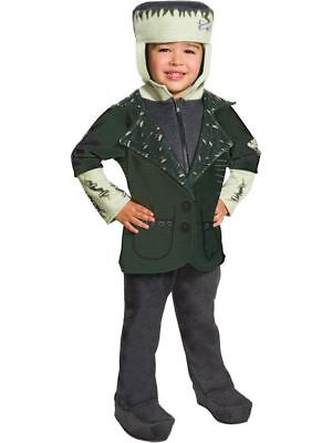 Toddlers 2T-3T Little Frankenstein Universal Monsters Child Costume Rubies NEW (Monsters University Halloween Costumes Toddler)