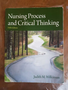 Nursing Process and Critical ThinkingBook by Judith Wilkinson
