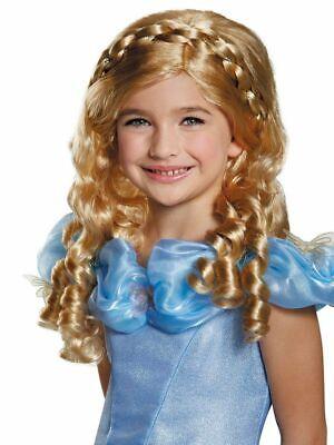 Disney Cinderella Wig by Disguise - 87022 - Wig Disguise