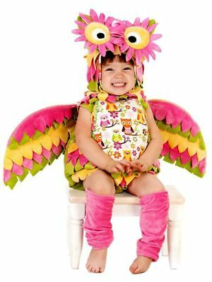 Princess Paradise Hootie the Owl Infant/Toddler Costume Size 12-18 mo #4229PP
