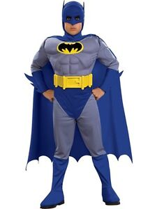 ISO: Batman costume that would fit a 6 year old boy