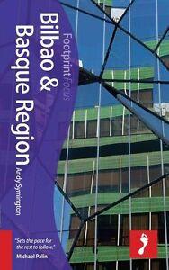 Bilbao & Basque Region Focus Guide, 2nd (Footprint Focus)-ExLibrary