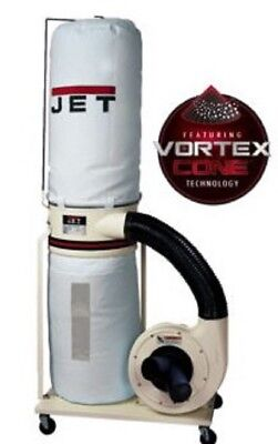 New Jet 710703k Dust Collector 2 Hp 3ph 230460 V