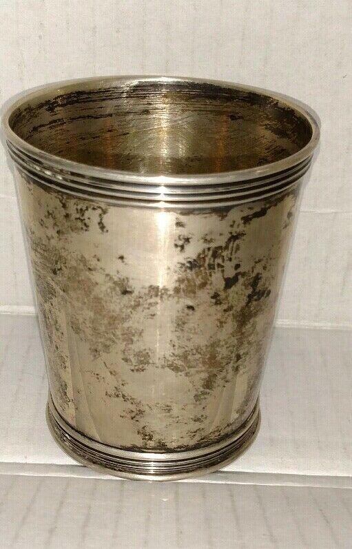 Vintage Benjamin Trees sterling silver julep cup no monogram