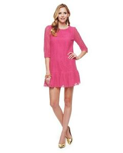 BNWT Juicy Couture Lace pink dress!!