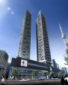 Brand New Condo 100 Harbour st Bachelor Unit for Lease