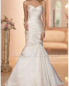 Mermaid Wedding Dress size 6 Muswellbrook Muswellbrook Area Preview