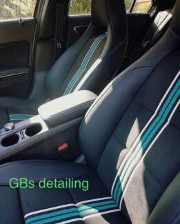 GBs Mobile car detailing.