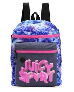 Brand New Juicy Couture Sport Prism Backpack