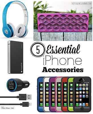 5 Essential iPhone Accessories
