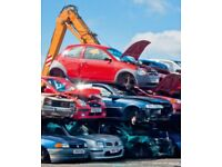 VEHICLES WANTED/SPARES OR REPAIRS