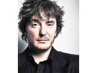 Dylan Moran tickets. Belfast Waterfront hall Thursday 27th September
