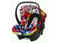 Casatto Hold car seat/carrier.