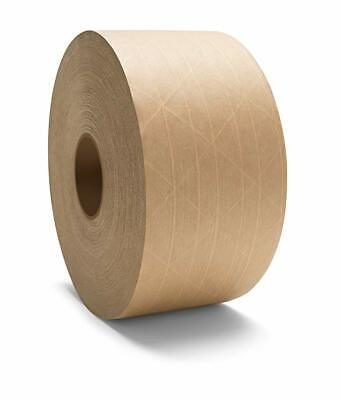 Uline Industrial Reinforced Kraft Tape - 3 X 450 Packing Moving Shipping Glass