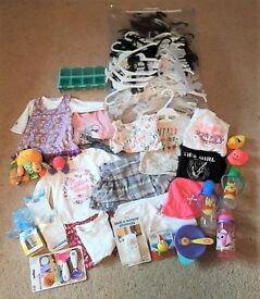 Baby Girl Bundle - Some Brand New