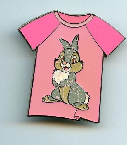 Disney Shopping T-Shirt Series Bambi Thumper Bunny Shirt LE 250 Pin