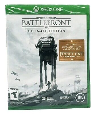 Star Wars Battlefront Ultimate Edition: Xbox One - SEALED - FREE SHIPPING