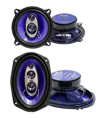 PYLE PL53BL BLUE LABEL 2, 3 & 4-WAY SPEAKERS