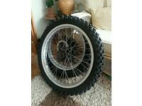 Mz baghira 660 off road wheels