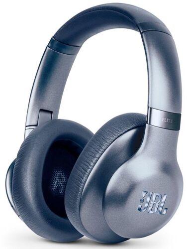 JBL Everest Elite 750NC Wireless Over-Ear Noise Cancelling Headphones Steel Blue JBLV750NXTBLU