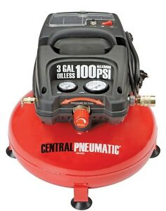 New 3 Gallon Compressor