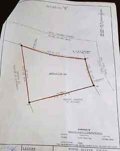 Big lot of land for sale